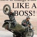 How to change a tire like a boss