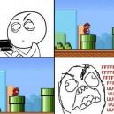 Mario Pipe Rage