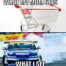 Mom vs. Me