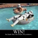 No Death Star