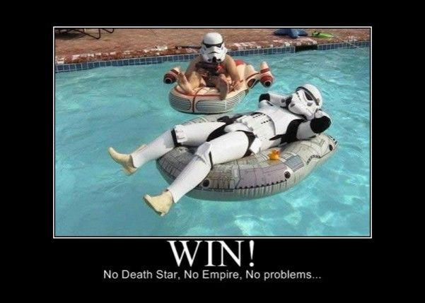 No Death Star