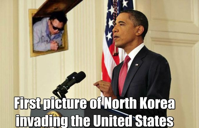 North Korea vs. USA