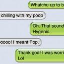SMS, Auto correct