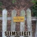 Seems Legit…