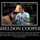 Sheldons Rock Paper Scissors Lizard Spock