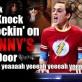 Sheldons life as a rock song