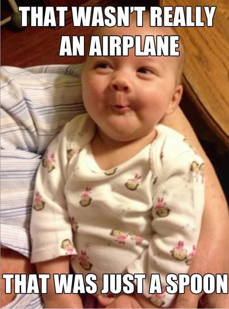 That wasn't really an airplane
