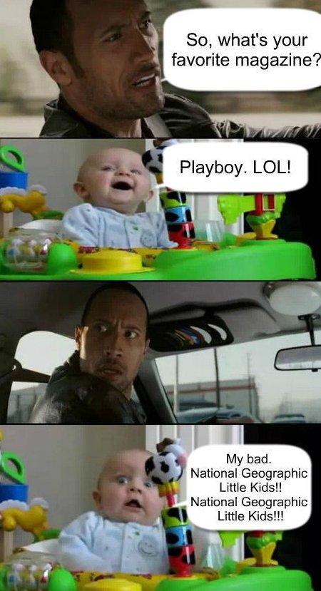 The Baby MEME