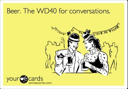 The WD40 for conversations
