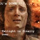 Twilight is over