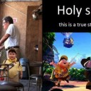 Up is a true story!