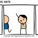 Where Hitler got his hate