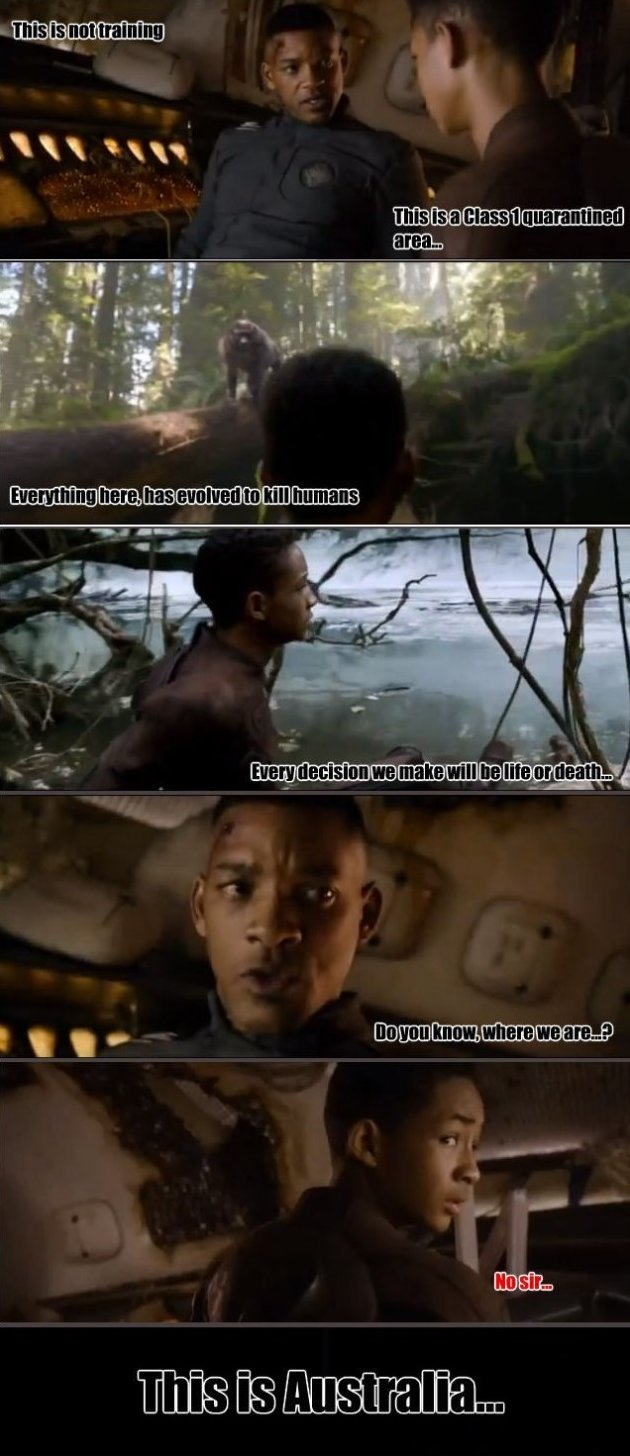 After Earth The Movie