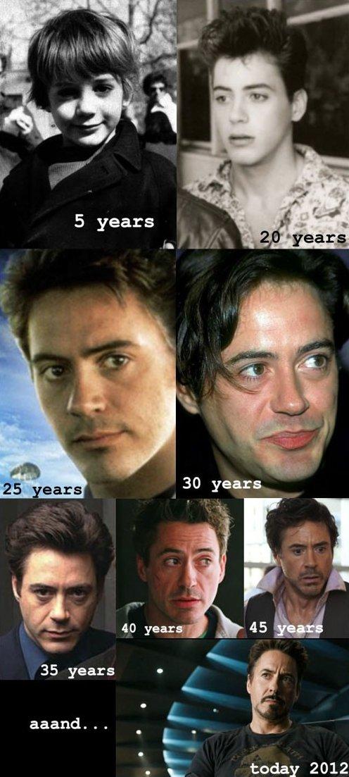 Aging like a boss