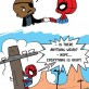 Avengers and Spiderman