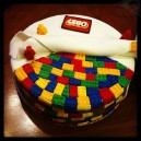 Awesome Lego cake