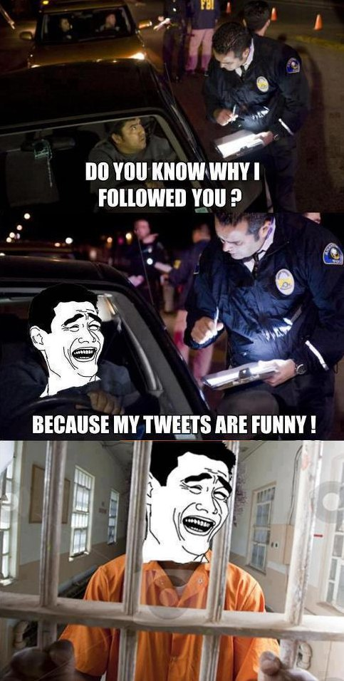 Bad joke…