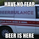 Best Idea Ever! Beerbulance