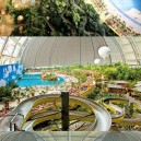 Biggest indoor beach in the world