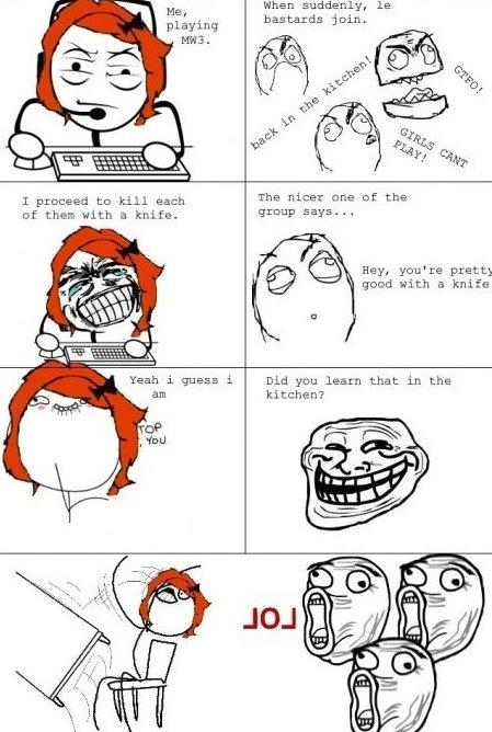COD Troll