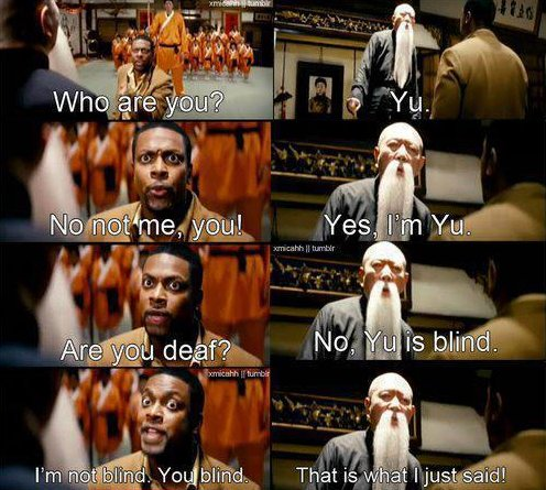 Chris Tucker Delivers