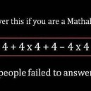 Do you know what the answer is