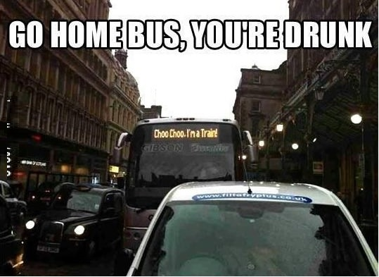 Go home bus
