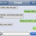 I like this girl…