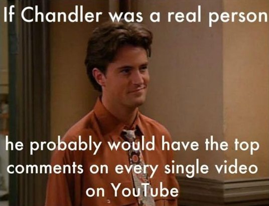 If Chandler was real
