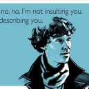 I'm not insulting you
