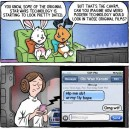 New technology in Star Wars