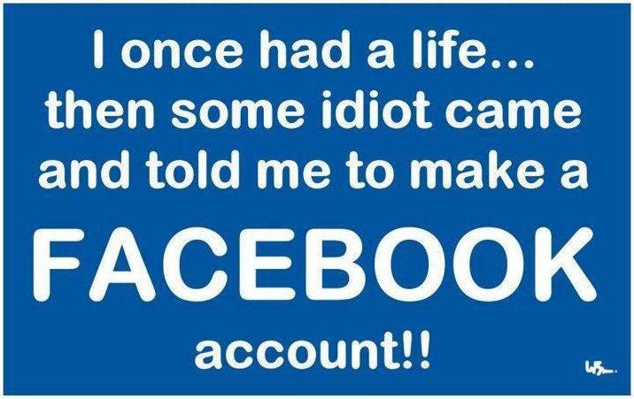 Once I had a life