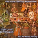 Random Facts, Ancient Persians