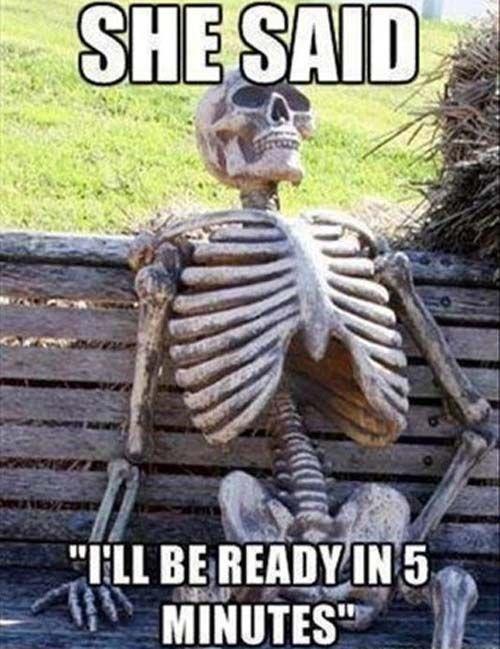 Ready soon!