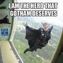 The hero that Gotham deserves