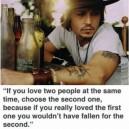 Wise words sir wise words