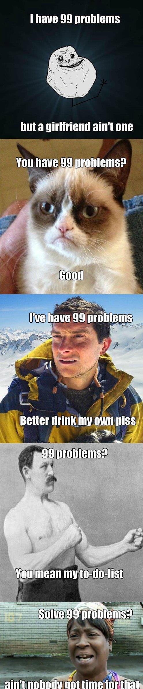 99 Problems