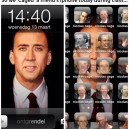 Caged iPhone