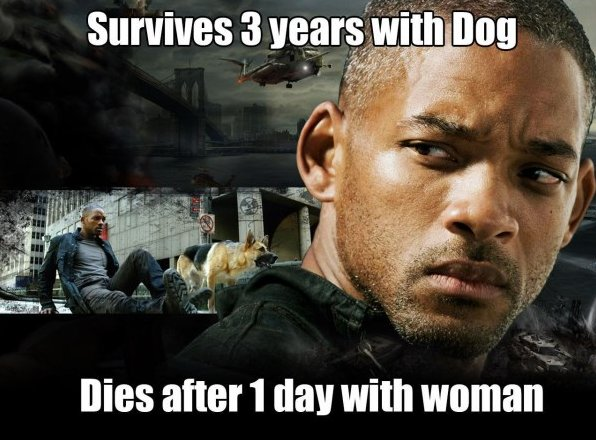 I am Legend the movie