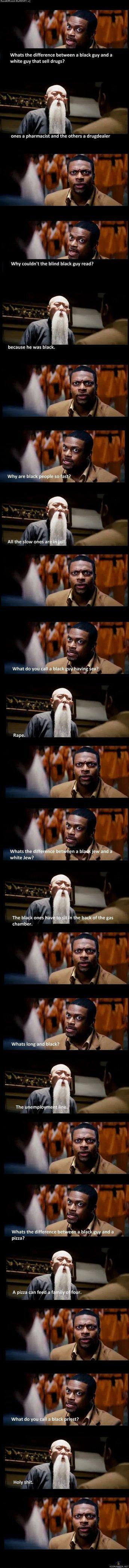 Just Chris Tucker…
