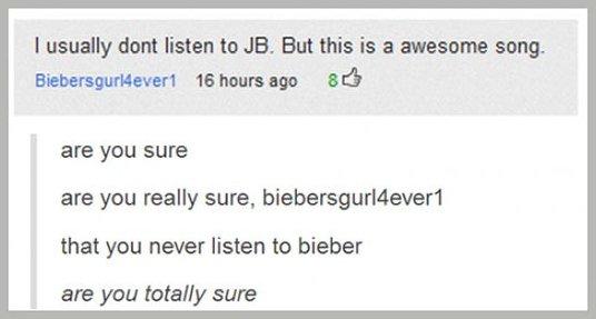 Justin Bieber Girl