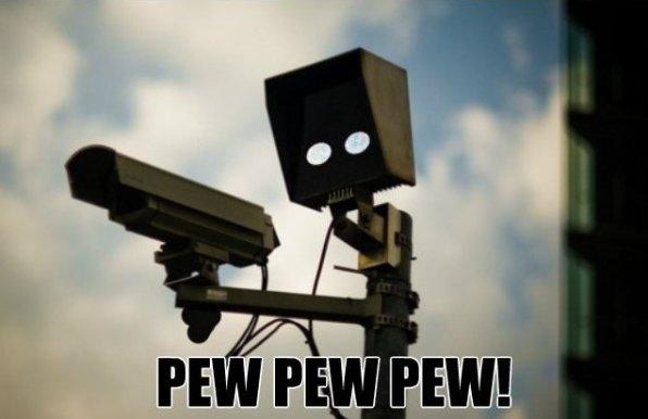 Pew Pew Pew