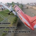 Playing GTA