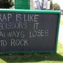 Rap vs. Rock