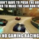 Said no gamer ever