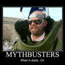 The Mythbusters Method
