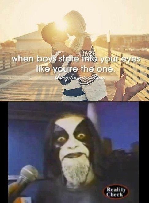 When Boys Stare