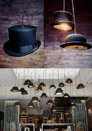Awesome Top Hat Lights!
