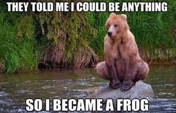 Be Anything Bear