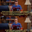Big Bang Theory Sheldon Gaming